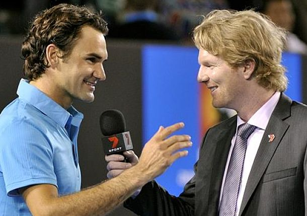 Courier: Gameplan, Not Preparation, Responsible for Federer's Downfall