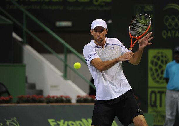 Dr. Ivo Bombs His Way Past Novak Djokovic in Doha