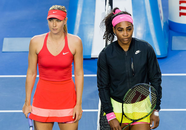 Sharapova Feels Her Time Will Come against Serena Williams