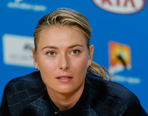Sharapova Set For Stuttgart Return in April