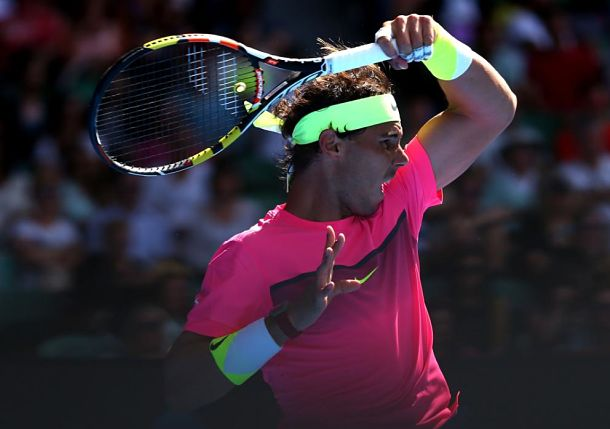 Nadal Finds Form in Beatdown of Youzhny