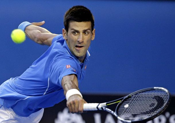 Djokovic Dumps Verdasco to Reach Round of 16