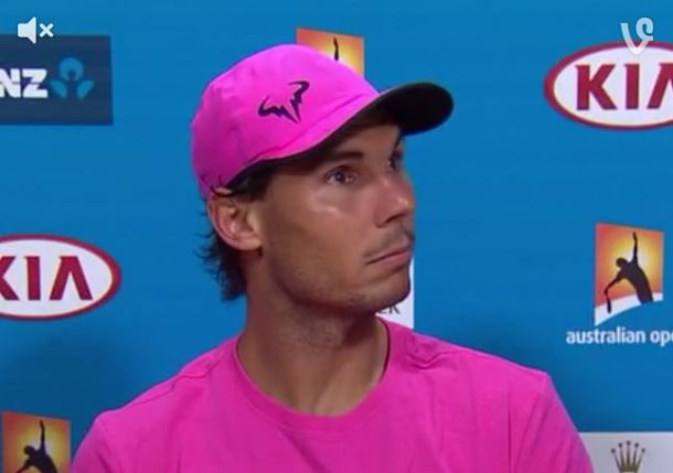 Vine: Rafa Wouldn't Hurt a Fly. Or Would He?
