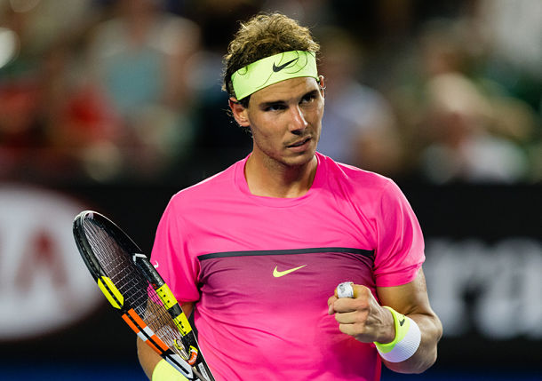 Nadal Restores Order with Straight Sets Win over Sela