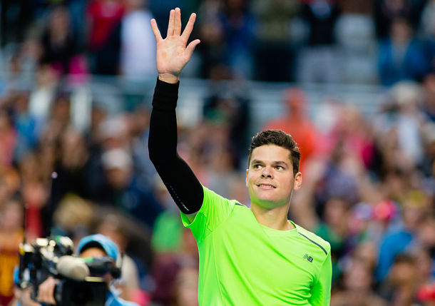 Video: Breaking Down the Raonic Serve