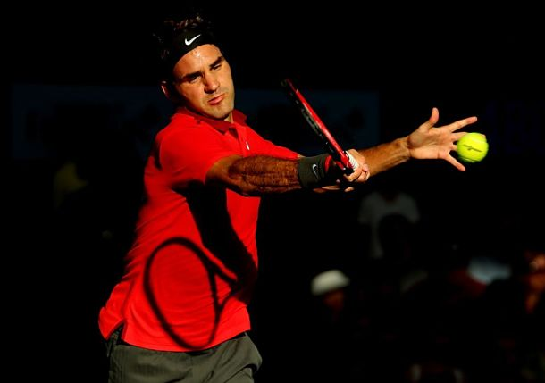 Federer Dispatches Dimitrov to Set Raonic Clash in Brisbane