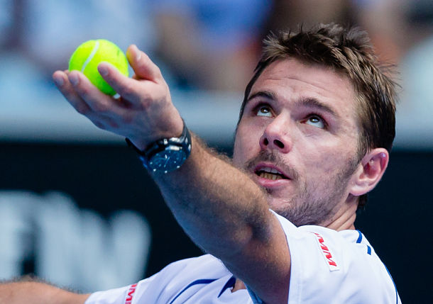 Wawrinka Happy to be Under the Radar and Winning