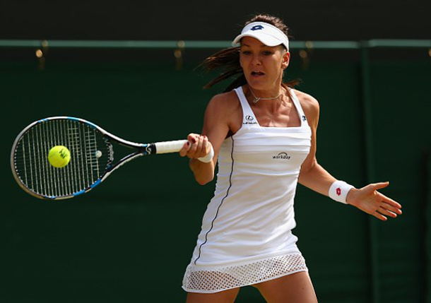 Radwanska Conquers Keys, Will Meet Muguruza in Semifinals