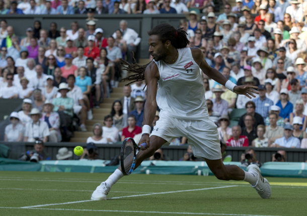 Brown, Stepanek, Robson Lead Wimbledon Wild Cards