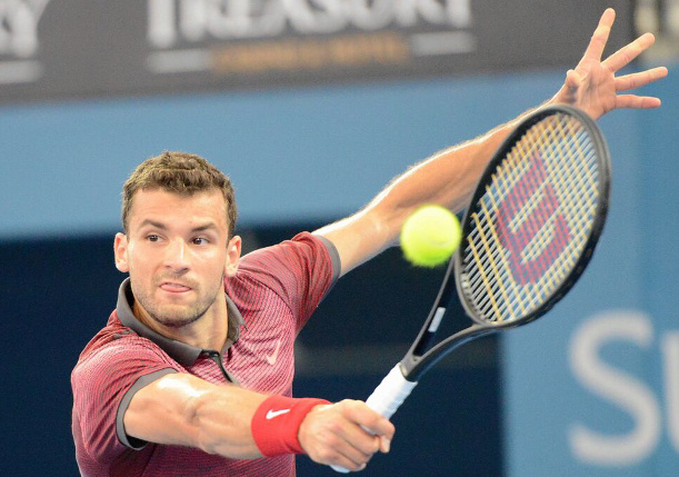 Video: Dimitrov on An Affair to Remember