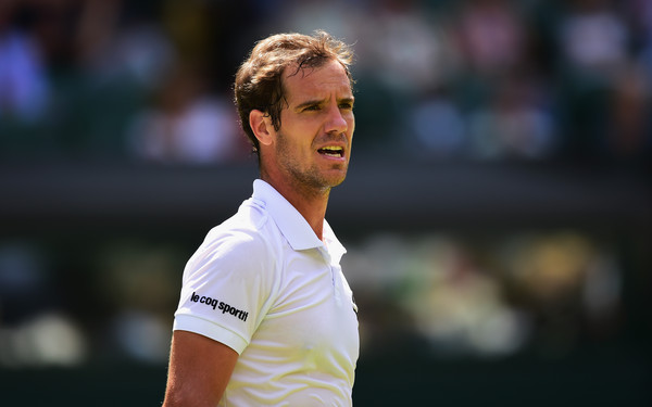 Gasquet Dismisses Dimitrov in Straight Sets at Wimbledon
