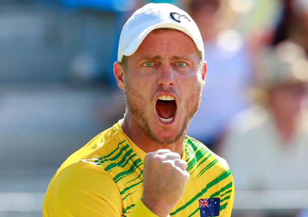 Video: Hewitt Clinches Australian Davis Cup Comeback Win