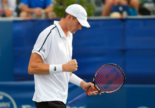 Isner Books All-American Semfinal With Kudla in Atlanta