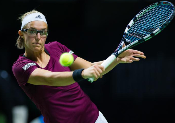 Flipkens Rallies Past No. 4 Seed Cornet in Istanbul