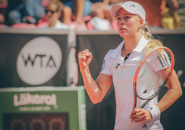 Larsson to Play Barthel in Bastad Final