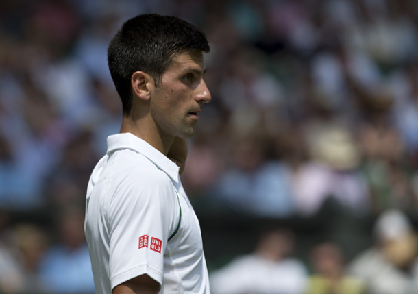 Djokovic Rallies to Force Fifth Set vs. Anderson; Play Suspended