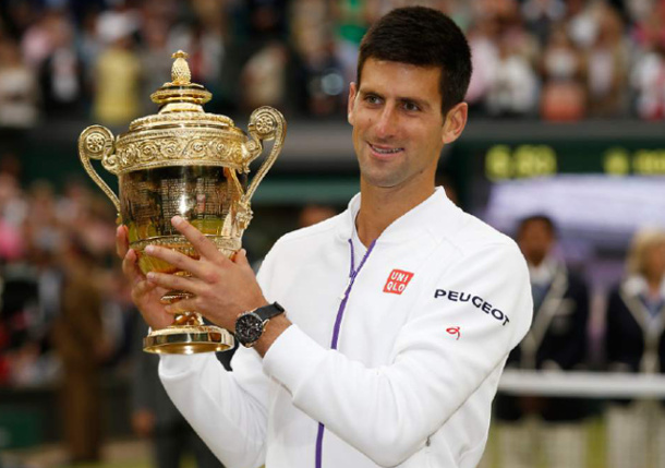 Djokovic Defeats Federer, Defends Wimbledon Title