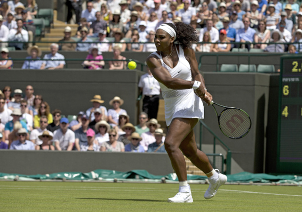 Serena Blasts By Babos; Venus Defeats Putintseva at SW19