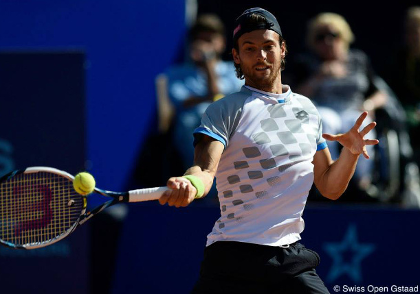 Joao Sousa Wins, Joao Souza Loses in Gstaad