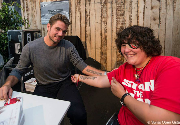 Video: Stan and Fan's Ink Link