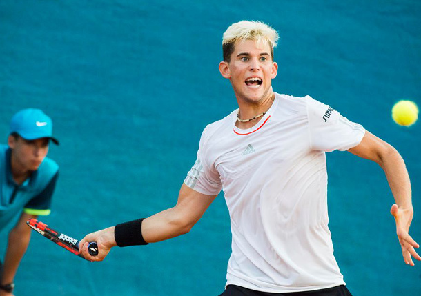 Thiem Dream in Umag Final