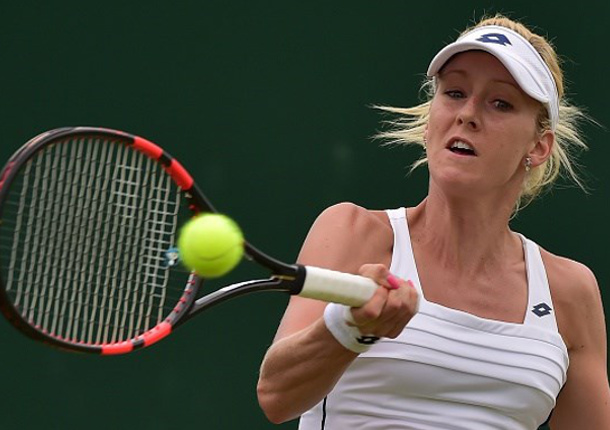 Radwanska Edges Pironkova on Net-Cord Winner