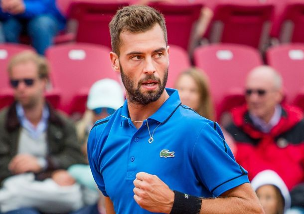 Video: Paire Claims First ATP Title in Bastad Over Robredo