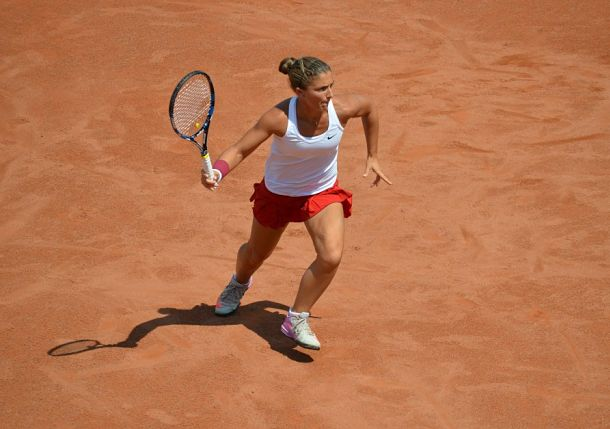 Top-Seeded Errani to Face Niculescu in Bucharest Semis