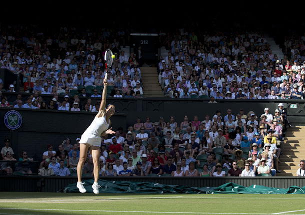 Jelena Jankovic Credits Strong Tuneup, Serve as Source of Wimbledon Success