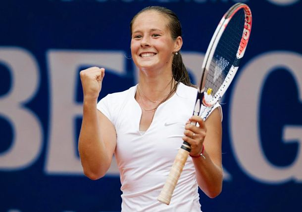 Russia's Kasatkina Reaches First WTA Quarterfinal in Bad Gastein