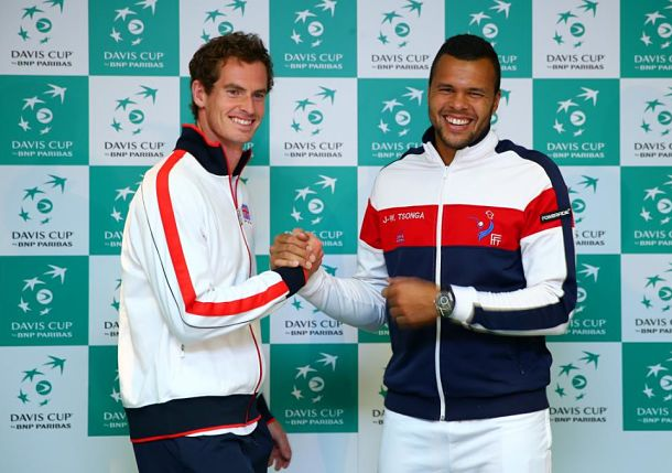 Previewing the 2015 Davis Cup World Group Quarterfinals