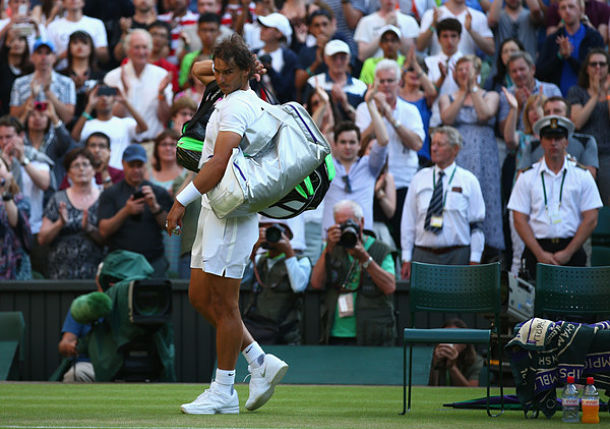 After Latest Wimbledon Shocker, McEnroe Urges Nadal to Consider New Coach