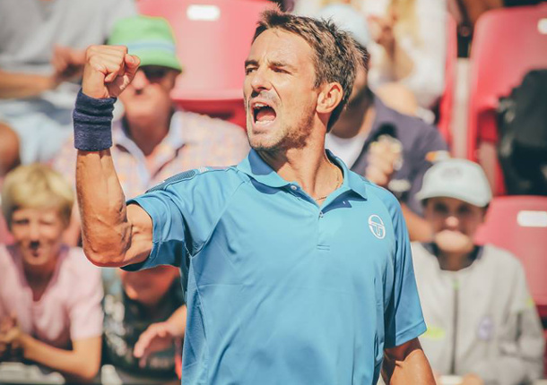 Robredo Repels Zverev to Reach Bastad Final
