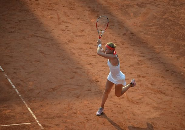 Schmiedlova Downs Errani for Bucharest Title