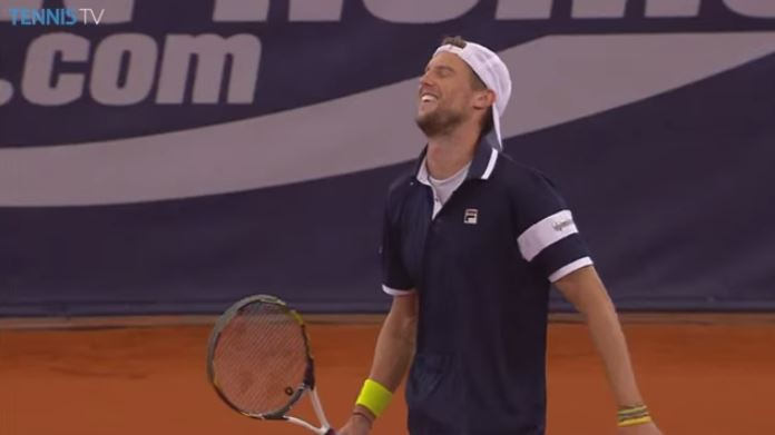 Florian Mayer Can Still Dazzle, Andreas Seppi Can Still Smile