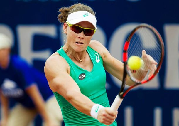 Stosur Pushes Past Schmiedlova and into Bad Gastein Final