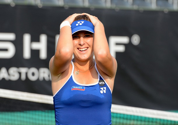 Bencic Undergoes Wrist Surgery, out Indefinitely
