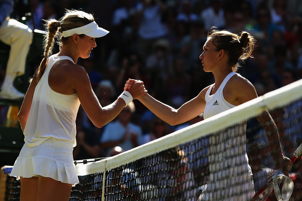 What's Next For Eugenie Bouchard and Simona Halep?