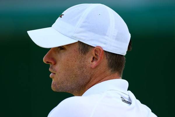 Isner Leads Smallest Group of U.S. Men at Wimbledon Since 1947