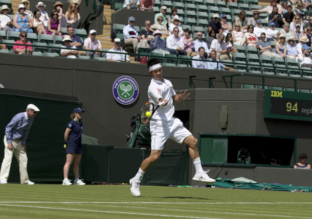 Nishikori Withdraws From Wimbledon
