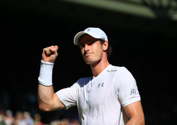 Video: Fan's Cheeky Reaction to Murray
