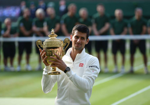 Djokovic, Federer Receive Favorable Wimbledon Draws