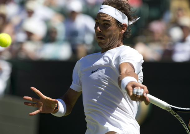 Nadal Dismisses Bellucci to Surge into Wimbledon Second Round
