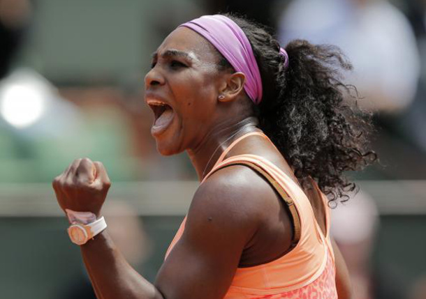 Tricky Draw for Serena Williams in Paris