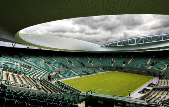 Wimbledon Plans New Roof for Court No. 1