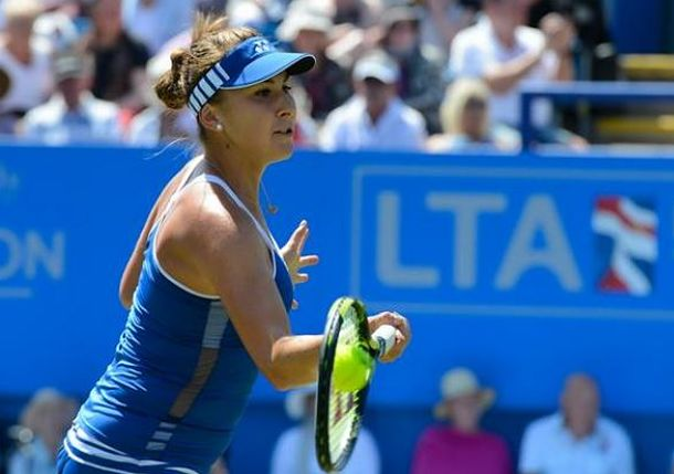 Bencic, Vandeweghe Surge into Week Two of Wimbledon