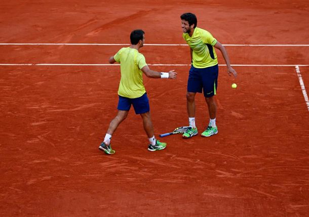 Dodig and Melo Capture Maiden Slam over Bryan Brothers in Paris