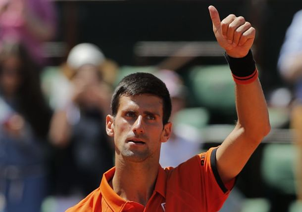 Djokovic Survives Murray in Five Sets to Reach Roland Garros Final