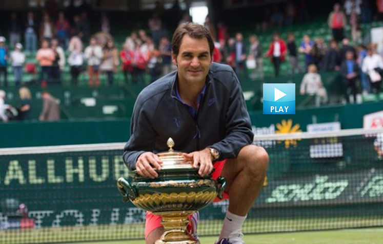 Federer's Father's Day Secret - Wimbledon Odds