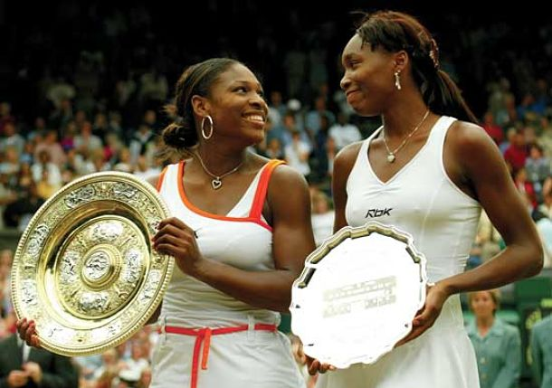 Williams Sisters, By the Numbers